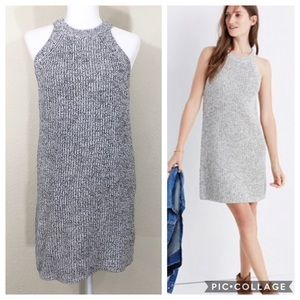 Madewell Valley sweater dress size medium